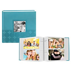 Pioneer Embossed Frame Cover Photo Album Set