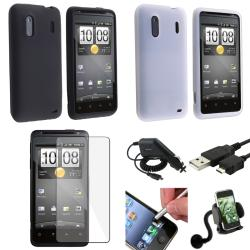 Case/ Protector/ Charger/ Cable/ Hodler/ Stylus for HTC EVO Design 4G