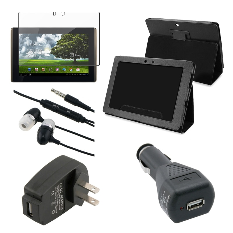Case/ Chargers/ Headset/ Protector for Asus Eee Pad Transformer TF101
