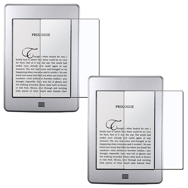 INSTEN Anti-glare Screen Protector for Amazon Kindle Touch (Pack of 2)