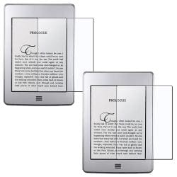 Anti-glare Screen Protector for Amazon Kindle Touch (Pack of 2)