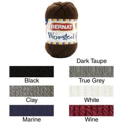 Big Ball Worsted Solid Yarn
