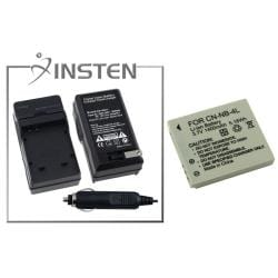 Battery for Canon NB-4L/ PowerShot SD1400/ SD1000/ SD1100