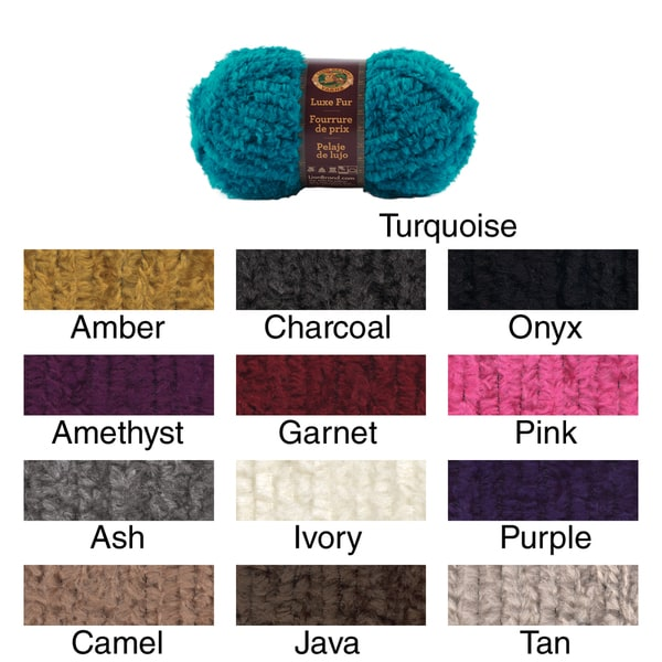 Luxe Fur Yarn