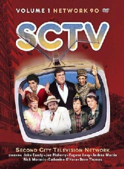 SCTV Vol 1: Network 90 (DVD)