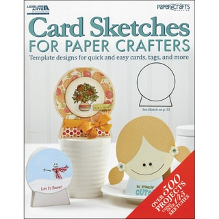 Leisure Arts-Card Stketches For Paper Crafters