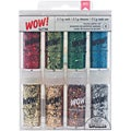 Wow! Chunky Glitter 8pk-Everyday 1