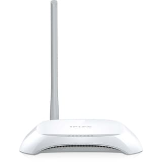 TP-LINK TL-WR720N Wireless N150 Router,150Mbps, Internal Antenna, IP