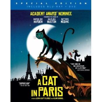 A Cat in Paris (Blu-ray/DVD)