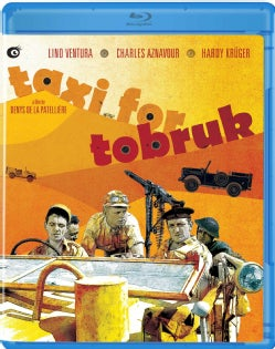 Taxi for Tobruk (Blu-ray Disc)