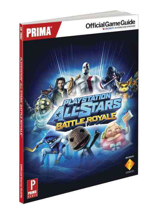 Playstation All-Stars Battle Royale: Prima Official Game Guide (Paperback)