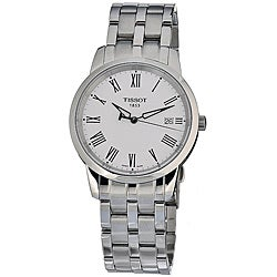 Tissot Men's Classic Dream White Quartz Watch