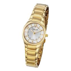 Stuhrling Original Women's Regalia Goldtone Stainless Steel Bracelet Watch