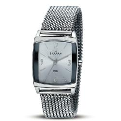 Skagen Women's Stainless Steel Mesh Bracelet Watch