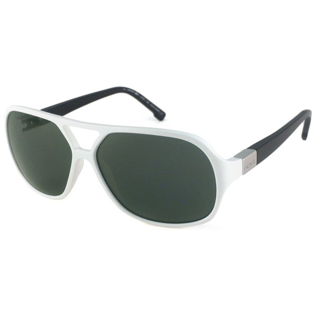 Lacoste Men's L502S Italian Aviator Sunglasses