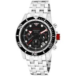 Red Line Men's 'Piston' Stainless Steel Watch