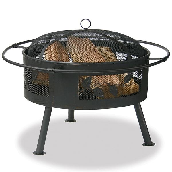 Bronze 22-inch Firebowl