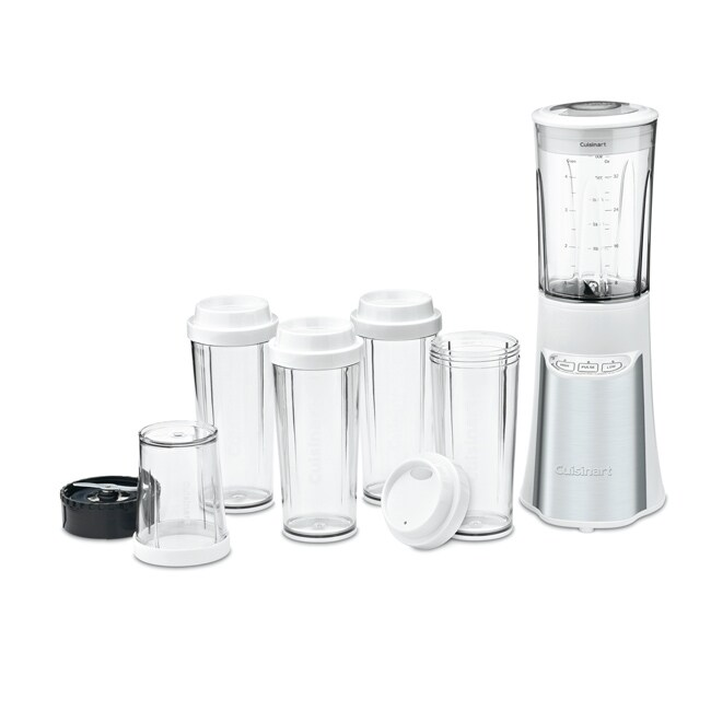 Cuisinart SmartPower 15-piece Compact Portable Blending/ Chopping System (Refurbished)
