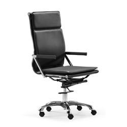 Lider Plus High Back Black Office Chair