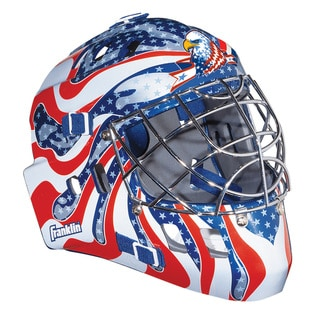 Franklin Sports L/XL Street Hockey USA Goalie Mask
