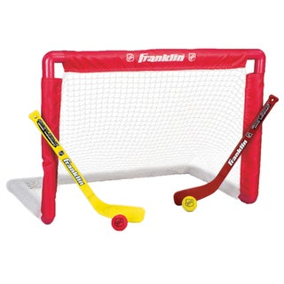 NHL Goal, Stick and Ball Hockey Set