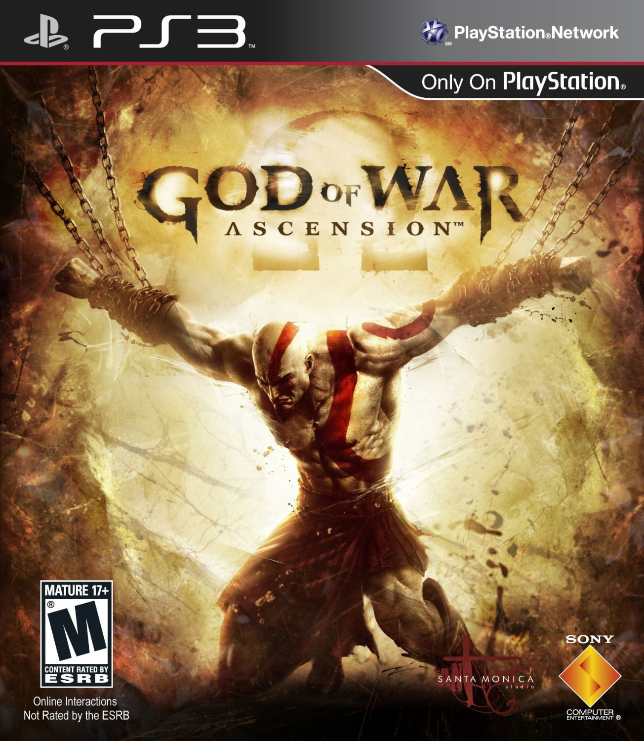 PS3 - God of War: Ascension