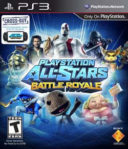 PS3 - All Stars Battle Royale