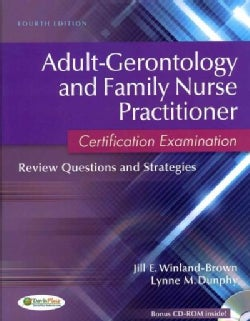Adult-gerontology and Family Nurse Practitioner: Certification Examination. Review Questions and Strategies
