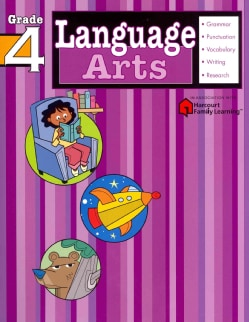 Language Arts, Grade 4 (Paperback)
