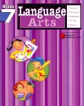 Language Arts, Grade 7 (Paperback)