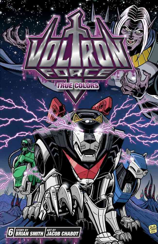 Voltron Force 6: True Colors (Paperback)
