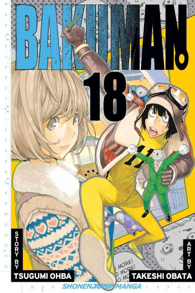Bakuman 18 (Paperback)