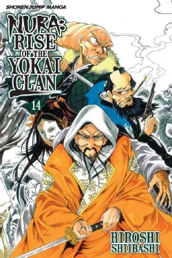 Nura: Rise of the Yokai Clan 14: To Nijo Castle (Paperback)