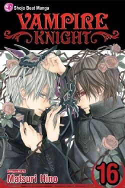 Vampire Knight 16 (Paperback)