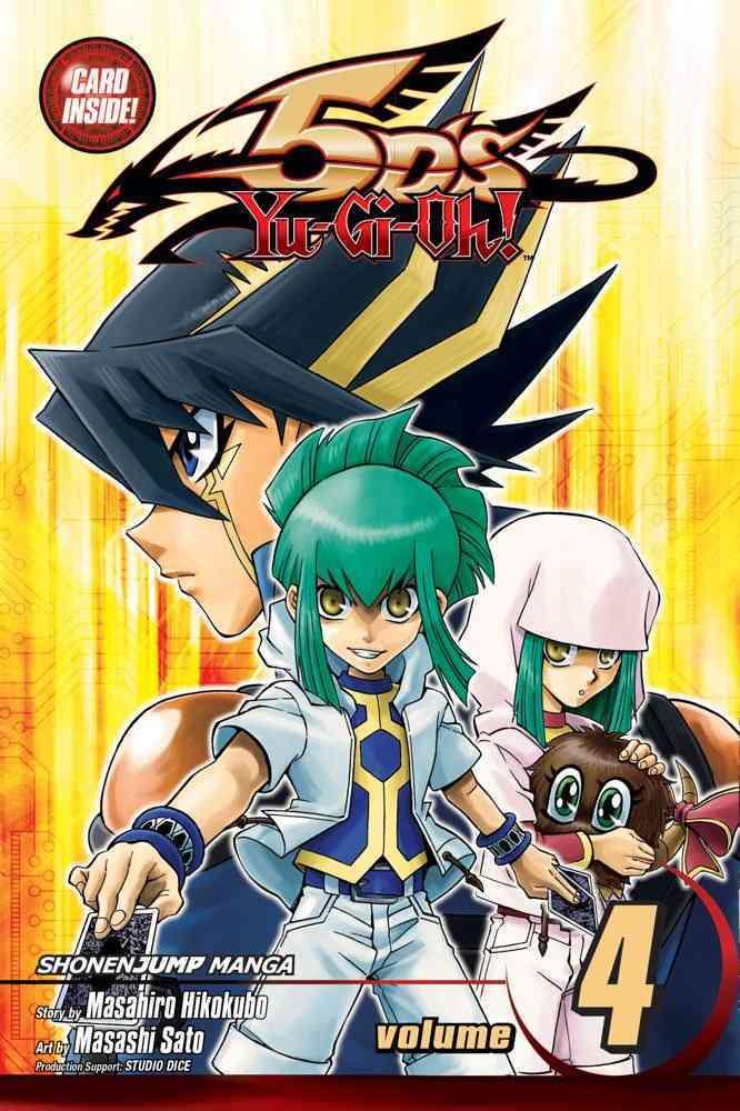 Yu-Gi-Oh! 5D's 4: Synchro Vs. Synchro!!