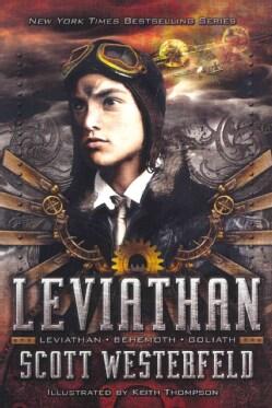 Leviathan: Leviathan; Behemoth; Goliath (Paperback)