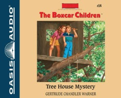 Tree House Mystery (CD-Audio)