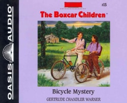 Bicycle Mystery (CD-Audio)