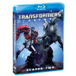 Transformers Prime: Season 2 (Blu-ray Disc)