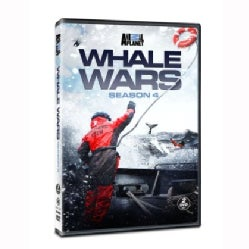 Whale Wars Season 4 (DVD)
