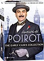 Poirot: The Early Cases Collection (DVD)