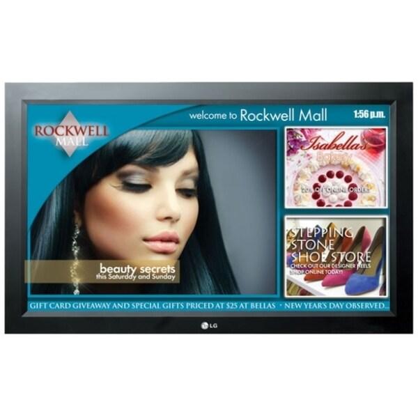 "LG 32"" Class (31.5"" Measured Diagonally) LCD Widescreen HD Capable Mo"