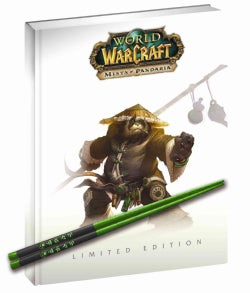 Mists of Pandaria: Official Strategy Guide (Hardcover)