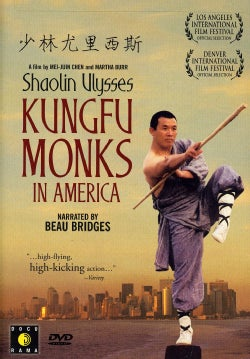 Shaolin Ulysses Kungfu Monks In America (DVD)
