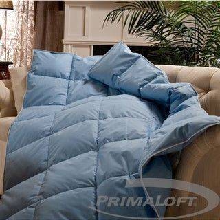 Jessica McClintock Something Blue PrimaLoft Down Alternative Throw