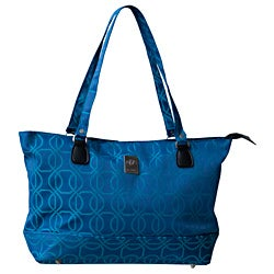 Jenni Chan Links Blue Laptop Tote