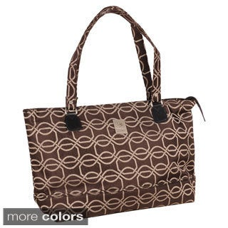 Jenni Chan Links 15-inch Women's Laptop Tote