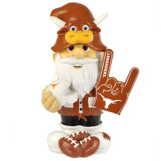 Forever Collectibles Texas Longhorns Second String Thematic Gnome