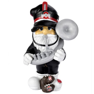 Ohio State Buckeyes Second String Thematic Gnome