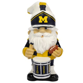 Michigan Wolverines Second String Thematic Gnome